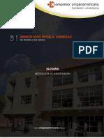6. Glosario PMI BASICO