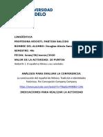 video analis linguistica  pdf
