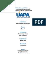 Rossilennys Novas_Psicologia del aprendizaje _Ud-IV