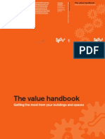 Value handbook - getting the most from your buildings and spaces