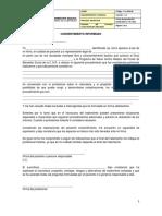 F-M-350-08 Consentimiento informado