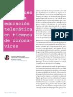 1Dialnet-ReflexionesSobreLaEducacionTelematicaEnTiemposDeCo-7381628.pdf