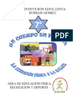 GUIA DIDACTICA UN CUERPO EN FORMA-LA CONDICIÓN FISICA Y LA SALUD 7°-v2019