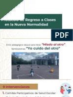 """S1_A3_ """"Protocolo de Regreso a Clases en la Nueva Normalidad""""_Lengua Materna_Segundo grado"""