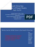 Thayer South  China Seas