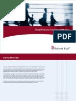 2008-2009 Robert Half Global Financial Employment Monitor