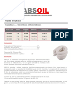 Barrera absorbentes material oleofilico