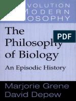 Grene, Depew - The Philosoph y of Biology - Unknown.pdf