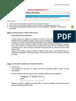 FICHA DE APRENDIZAJE Nº 4(S4)