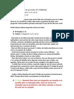 Jonatas - 2 principios de um cristao fe e fidelidade