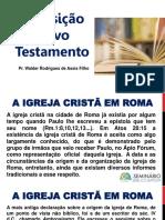 Exposição Novo Testamento Romanos 2