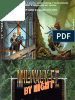 Vampire the Masquerade - Milwaukee by Night