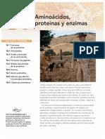 AMINOACIDOS  PROTEINAS  Y  ENZIMAS - TIMBERLAKE.pdf
