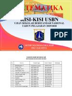 KISI-KISI USBN MATEMATIKA 182.docx