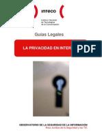 Guía Legal sobre Privacidad en Internet