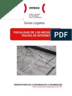 Guía legal sobre fiscalidad de los negocios a través de Internet