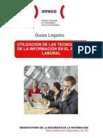 Guía sobre la utilización de las tecnologías de la información en el ámbito laboral
