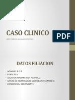 CASO CLINICO  1. PLACENTA PREVIA.