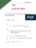 Práctica Integrales de Línea (4)
