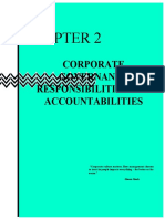 Module - Corporate Governance - Chapter 2
