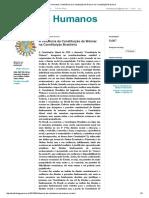 Constituição de Weimar Na Constituição Brasileira