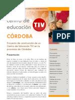 AAC11012402 - Proyecto TIV Córdoba (Resumen) 1.0