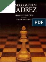 Barden - Como Jogar Bem Xadrez