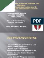 Presentación TRABAJO DE GRADO!!