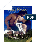Allie Mackay- Um Highlander Na Sua Cama