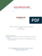 Georgiche testo integrale e traduzione
