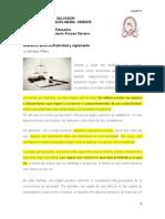 Diferencia Entre Normativa y Reglamento