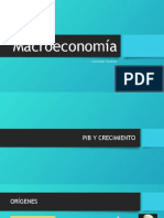 Macroeconomía Clases