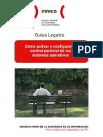 Guía práctica sobre cómo activar y configurar el control parental de los sistemas operativos