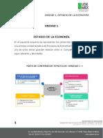 UNIDAD 1 ESTUDIO DE LA ECONOMÍA