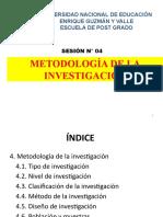 Metodología R.M.