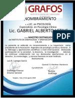 nombramiento  PPT lic GABRIEL ALBERTO LETAIF ppt
