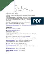 Clorhidrato de Metildopato
