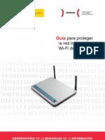 Guía para proteger la red inalámbrica Wi-Fi de su hogar
