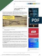 Elección de parámetros para modelización de estructuras de contención flexibles - Estructurando