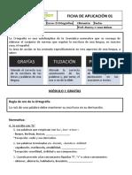 Ficha de aplicación 01 - DO - 2do de Secundaria.docx