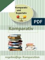 E01. komparativ, superlativ