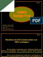 DEMEC (Professor Pardal)