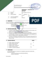 Preparación y Evaluación de Proyectos  ICO CFF-618