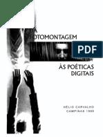da fotomontagem às poéticas digitais