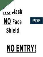 NO Mask.docx