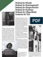 Denkmal Faschismus Suedtirol
