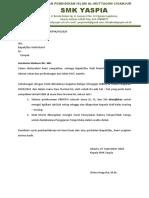 surat JakCLM & PKL