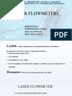 LASER FLOWMETER