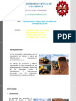 EXCAVACIONES Y RELLENOS EN OBRAS DE INFRAESTRUCTURA ( Trabajo por presentar).pptx