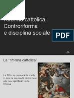riforma cattolica